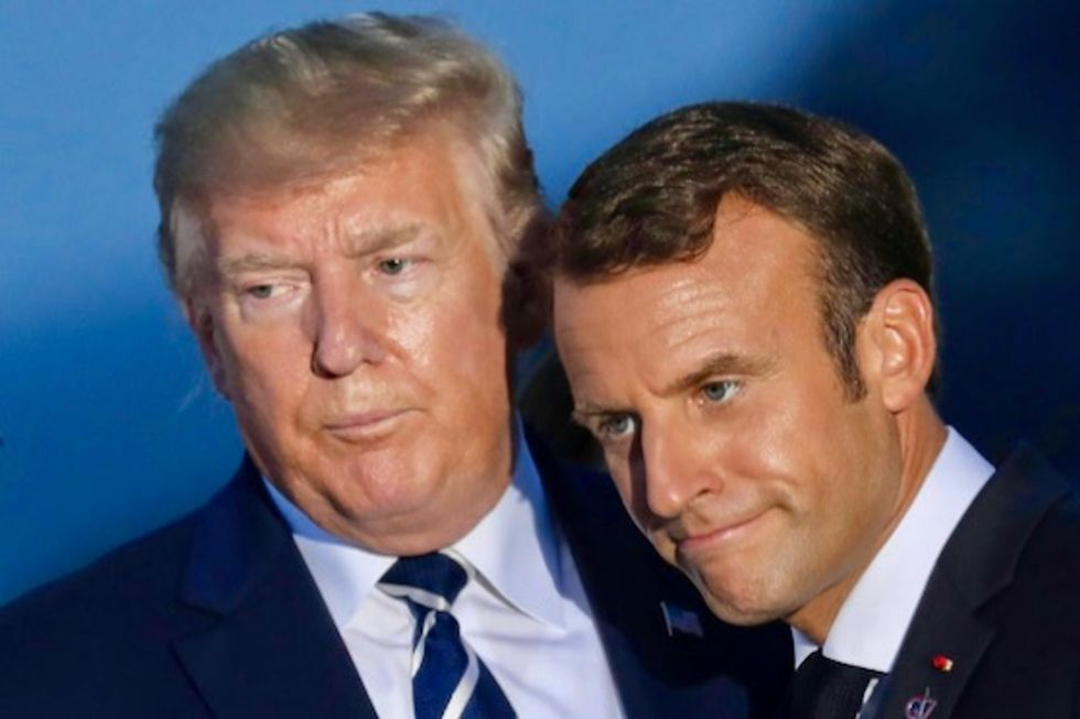 Trump switches tone on Iran, raising hopes at G7