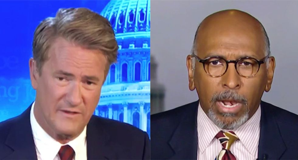 GOP facing a 'political tsunami' in 2020 if they don't dump Trump now: Morning Joe panel