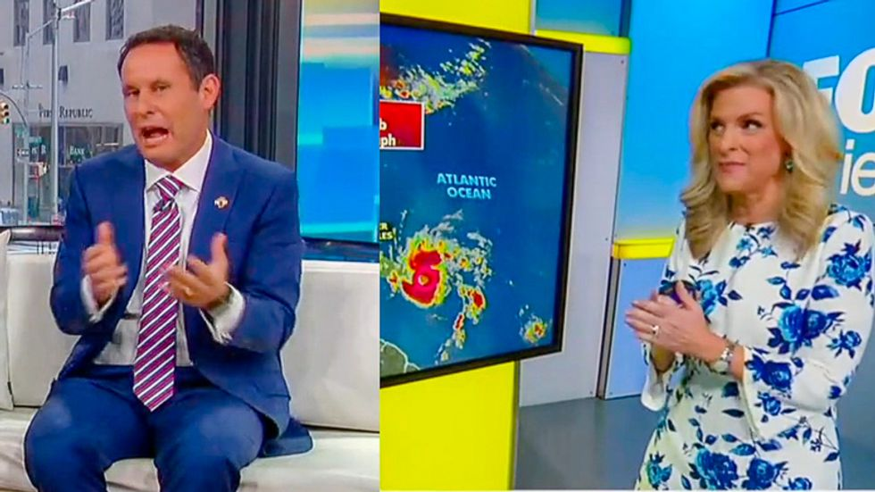 'Science says we can't': Meteorologist burns down Fox News host who is 'for' nuking hurricanes