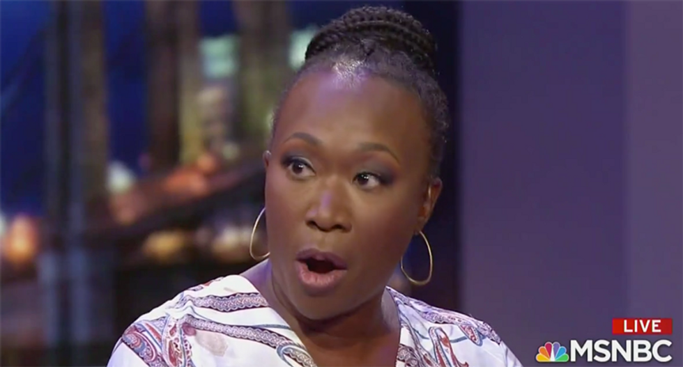 WATCH: Joy Reid warns Trump is going to 'tank the US economy — just before Christmas'