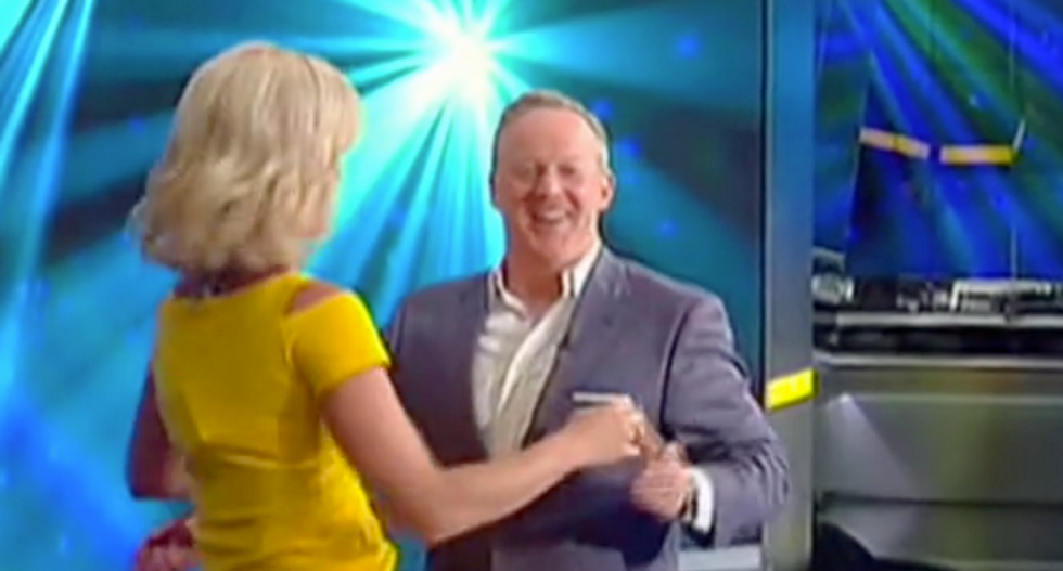 Sean Spicer wonders if he'll dance better than Geraldo or Tucker Carlson: 'I've set the bar very, very low'