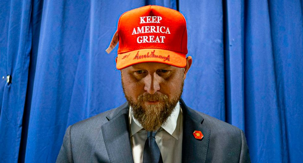 Trump campaign scrubs Brad Parscale from their website after police arrest