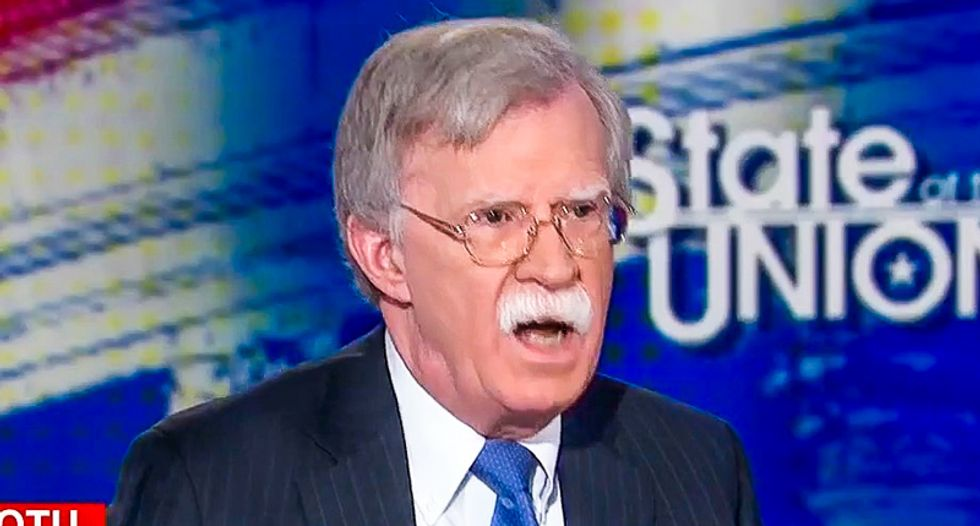 John Bolton's White House departure devolves into a bizarre public battle over whether he was fired or resigned