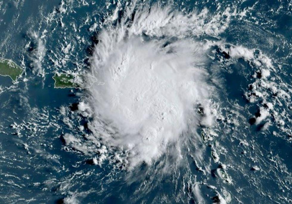 Trump cancels Poland visit as Hurricane Dorian nears Florida