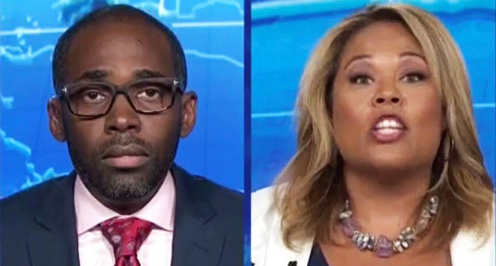 WATCH: CNN's Tara Setmayer unleashes holy hell on Trump supporter defending aide's 'dying' joke