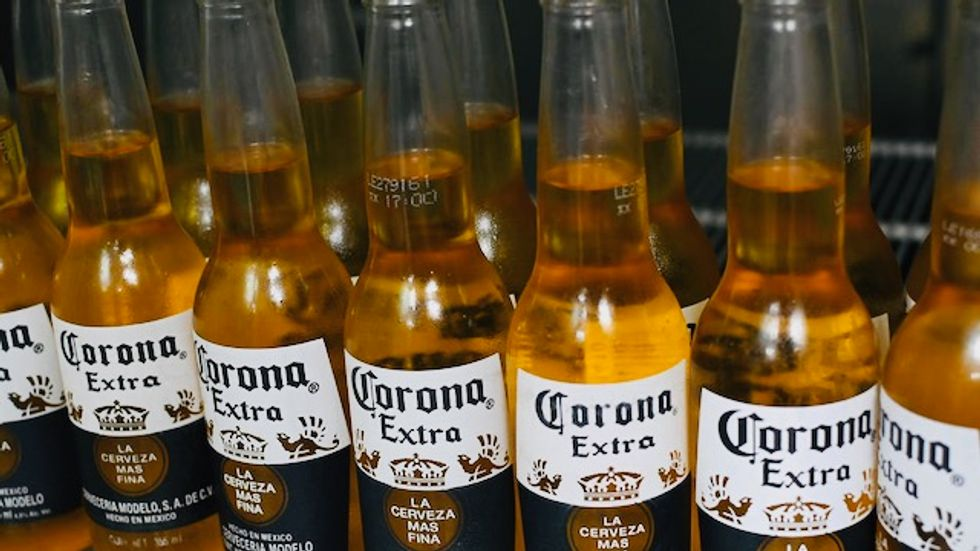 Bad for what ales you? US drinkers snub Corona beer over virus