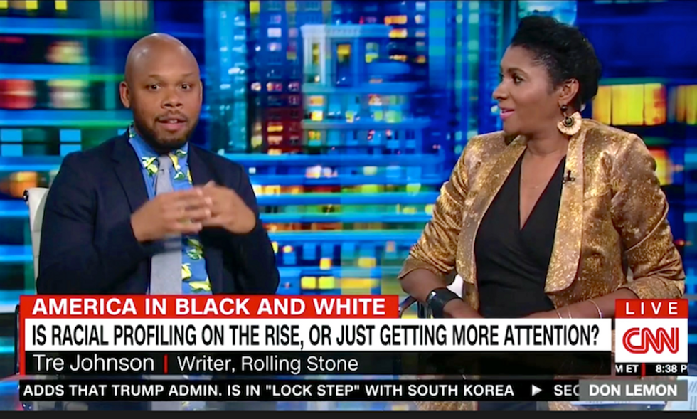 'White American didn't believe it when we told them': CNN panelists explain rash of racist public harassment videos