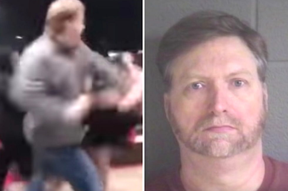 White man avoids jail after he's caught on video slugging 11-year-old black girl in the face