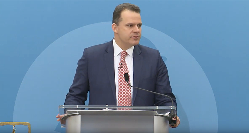 WATCH: Federal prosecutor in Ohio unleashes on white supremacists and Nazis