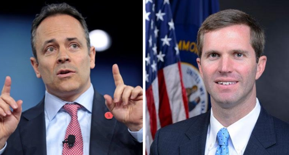 GOP gov Matt Bevin blasted for blocking opioid investigation by his opponent — and gloating about it