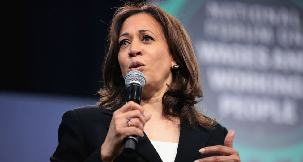Kamala Harris is already being given the 'birther' treatment in viral Facebook posts