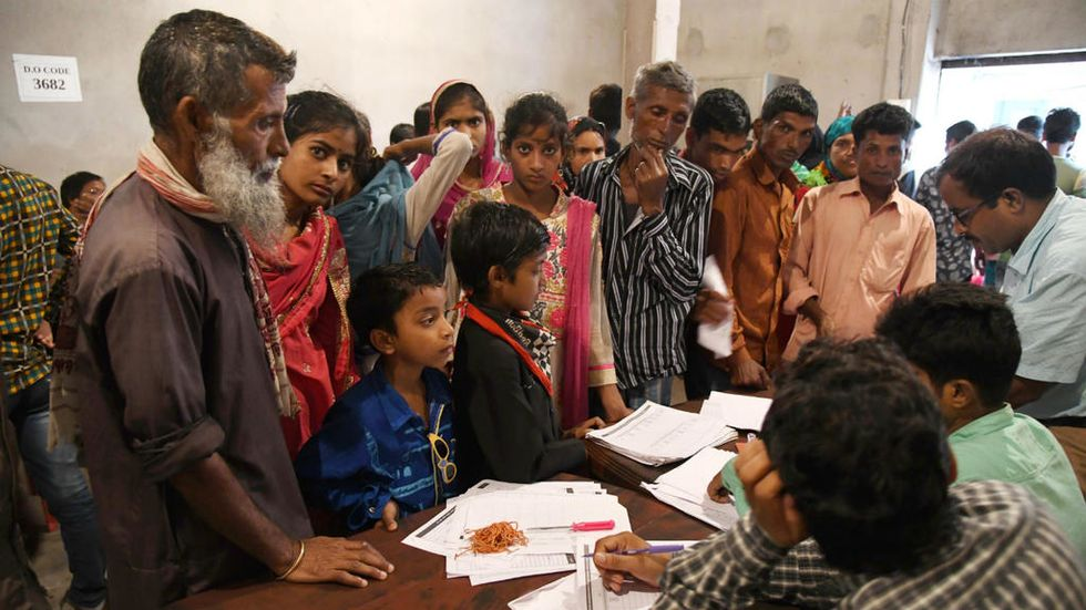 Millions face losing citizenship as India seeks to weed out 'foreign infiltrators'