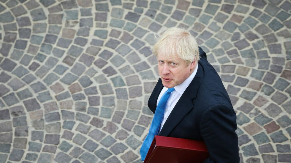 Britons set to protest against Johnson's Brexit 'coup'