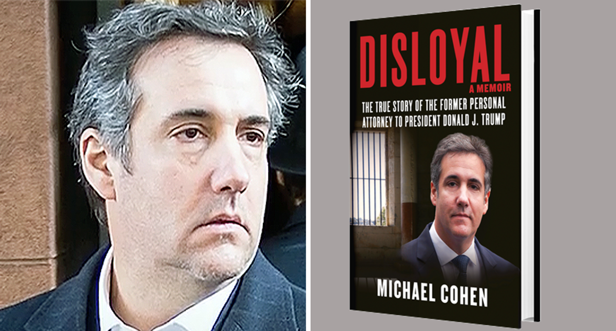 Exclusive: Michael Cohen joins the Raw Story podcast