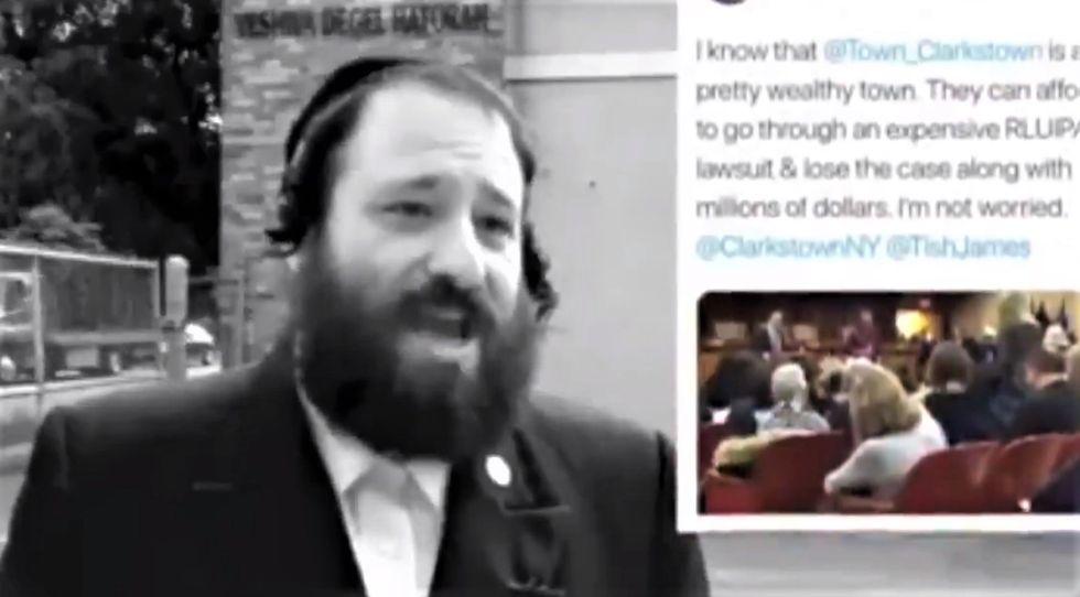 Shockingly anti-Semitic GOP video warns of Hasidic Jews replacing 'our families'