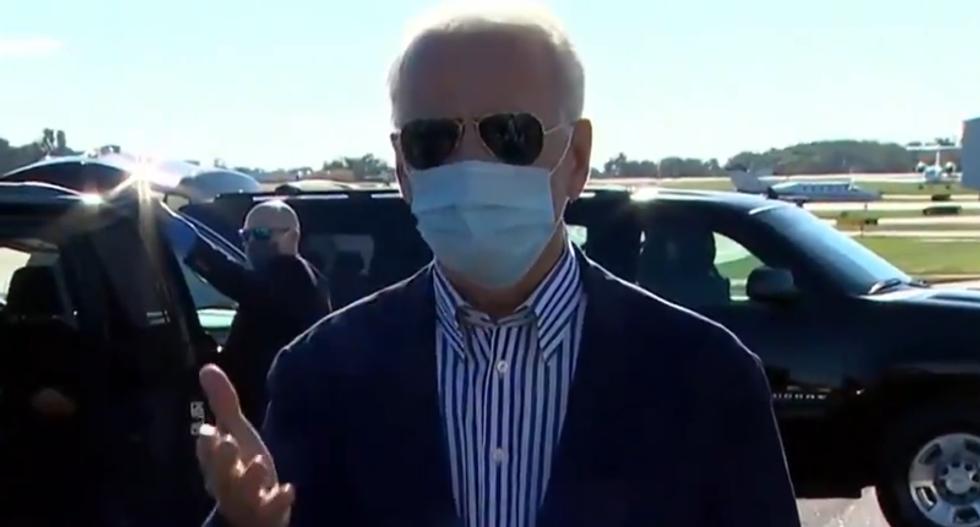 Joe Biden's struggles along the Texas border raise questions about Democrats' outreach there