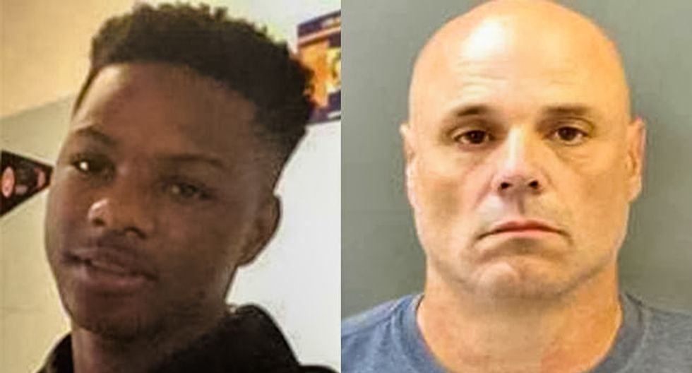 White man shoots 15-year-old black boy in head while he backs away with hands up: police