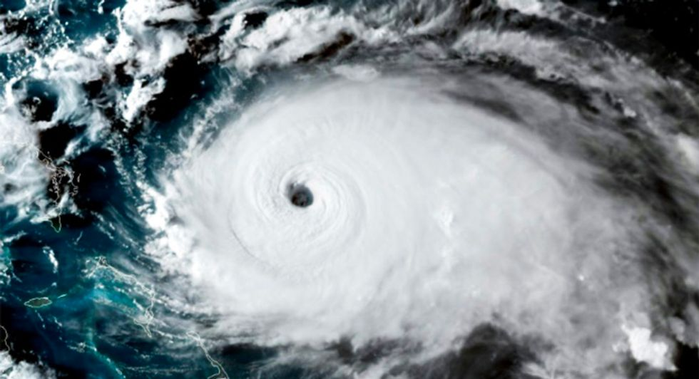 Bahamas braces as 'absolute monster' Hurricane Dorian heads for US mainland