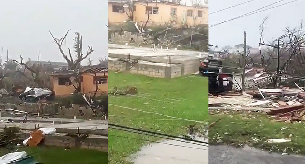 'Buildings are completely gone': Hurricane Dorian's 'complete devastation' foretells what will happen to coastal US