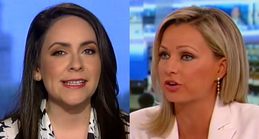 Fox News hosts aggressively clash with DNC comms director after Trump's epic meltdown