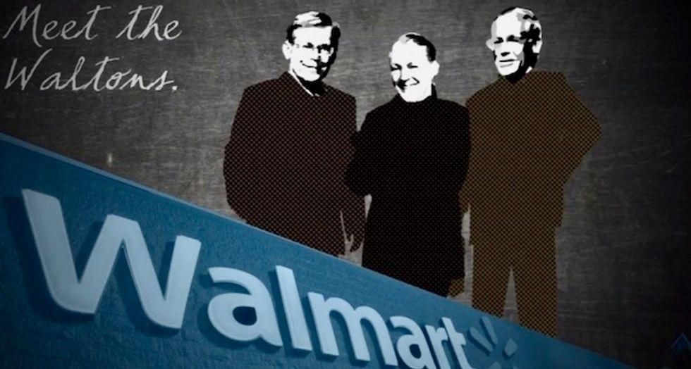 The Walton family plot to privatize the public schools of Arkansas
