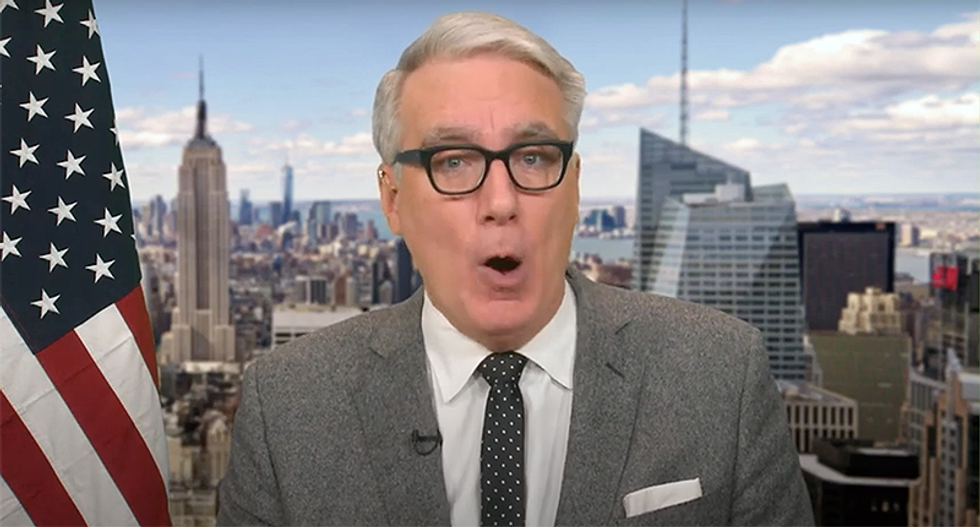 'Trump is too stupid to realize he may get to his most feared number on COVID-19 deaths': Keith Olbermann