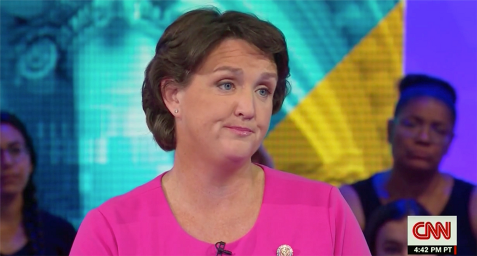 Rep Katie Porter tells shocking stories of how Congress is 'set up for -- and run by -- the wealthy'
