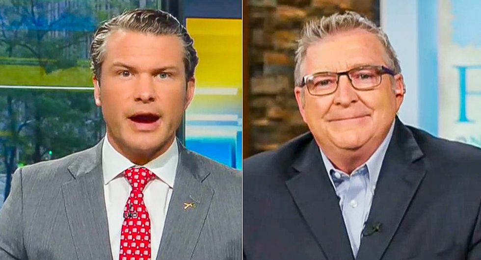 Fox News host: Christian kids should bring Bibles to school so they can 'debate' against gay marriage