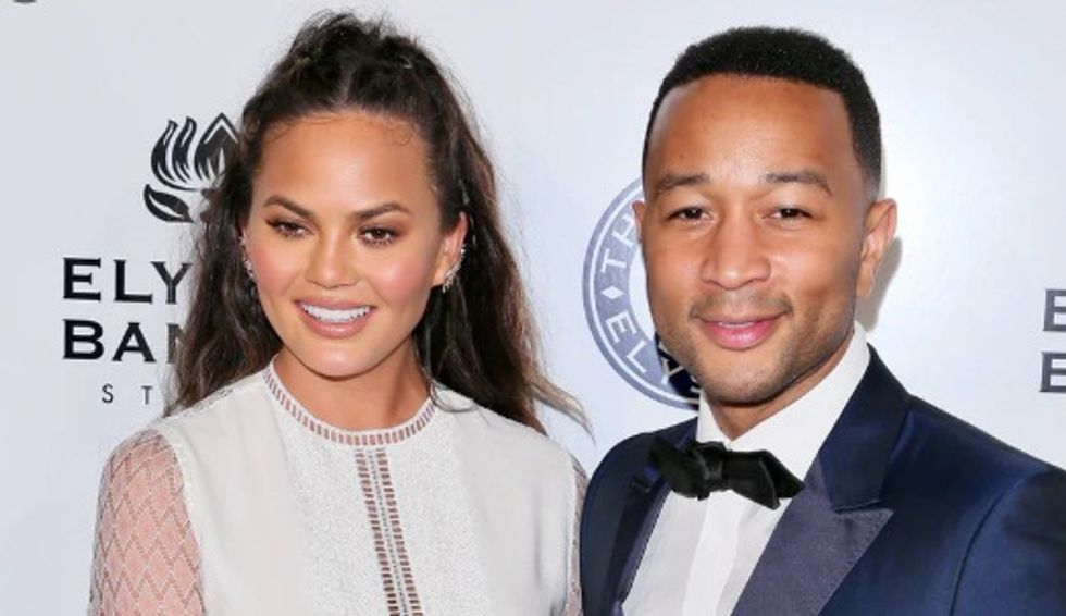 'Despicable' Trump's attack on John Legend and Chrissy Teigen is 'early stage fascism': ex-White House official