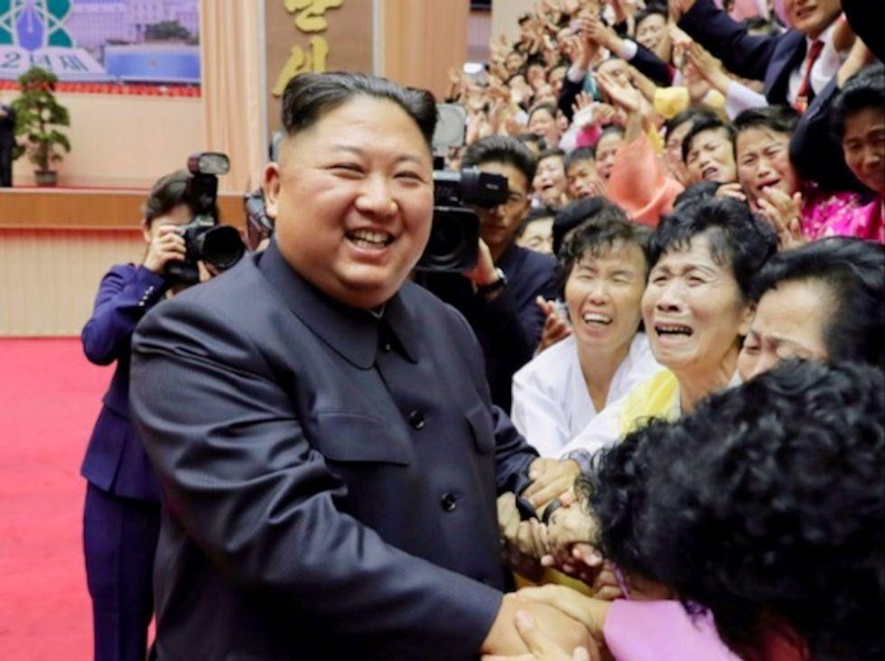 North Korea fires 'short-range ballistic missiles'