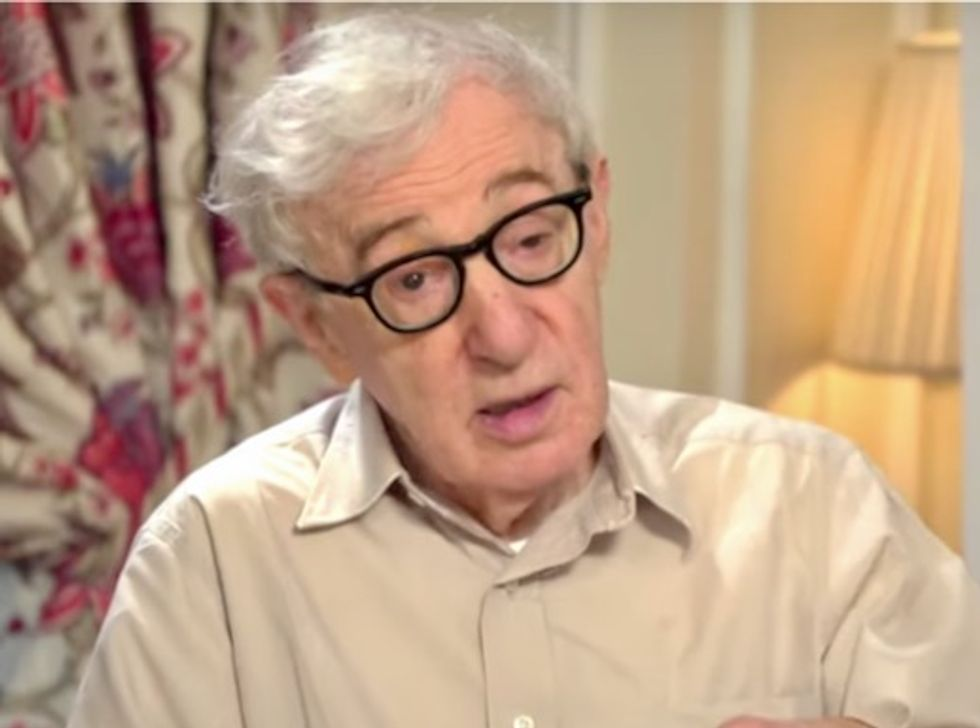 Publisher says won't release Woody Allen memoir after massive #MeToo outcry