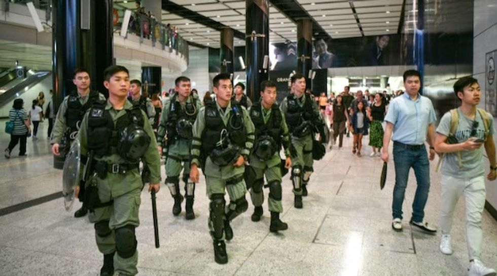 Hong Kong police watchdog unequipped to probe own force: experts