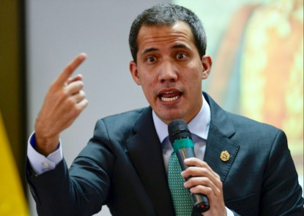 Venezuela prosecutors to charge Guaido with 'high treason'