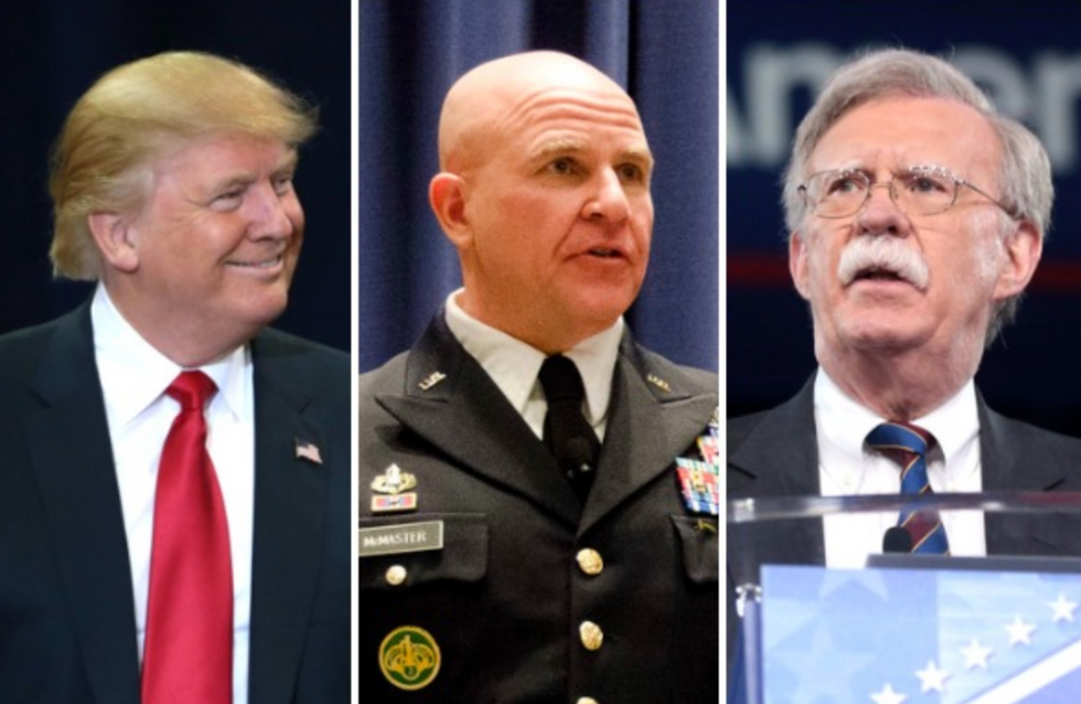Trump has been calling up the first national security adviser he fired to complain that he misses him: report