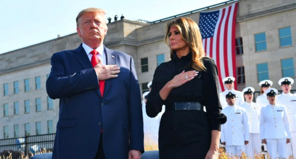 New tell-all from former Melania Trump friend could rock president's re-election campaign