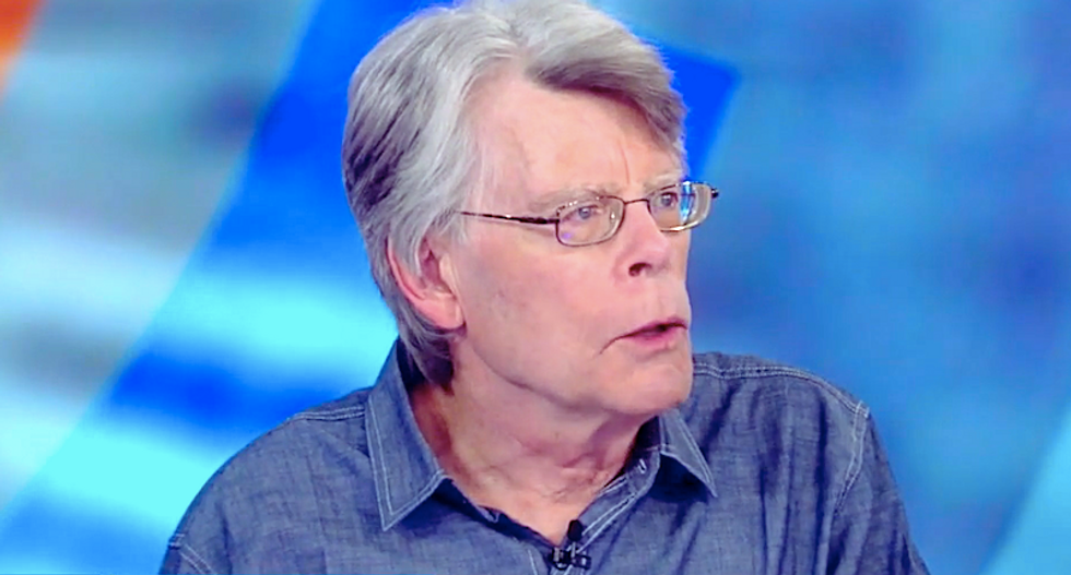 Trump deconstructed by bestselling author Stephen King in poignant new analysis