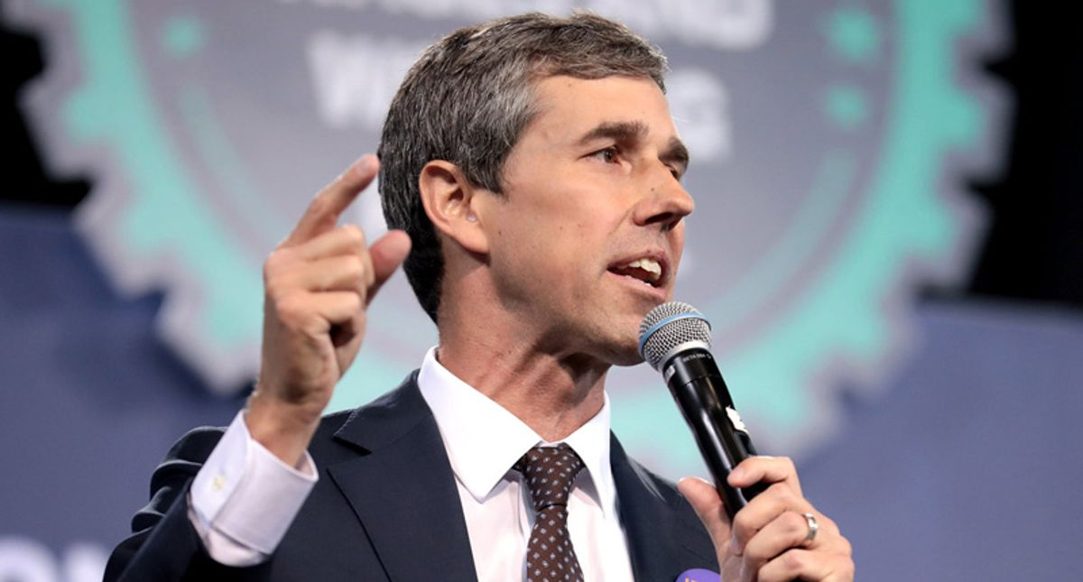 After saying he has 'no plans' to run for governor, Beto O'Rourke quick to clarify he might