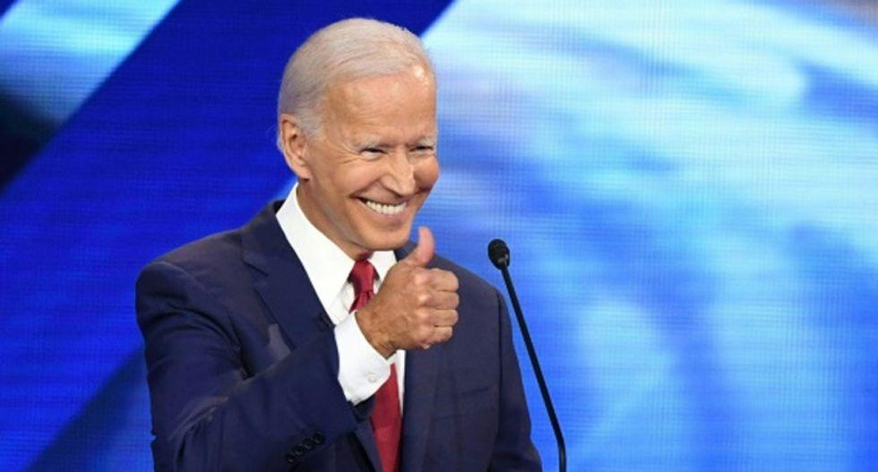 Joe Biden wins Democratic primary in North Carolina: report