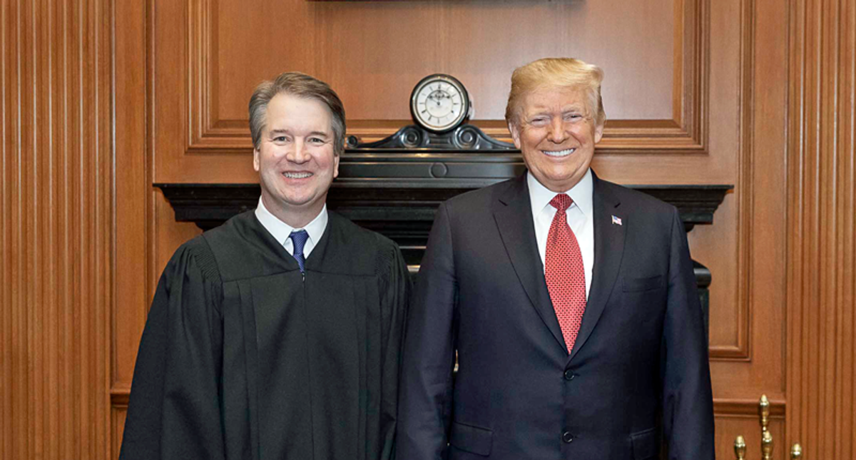 Bombshell WSJ report: Trump pressured DOJ attorneys to sue states in the Supreme Court to overturn election
