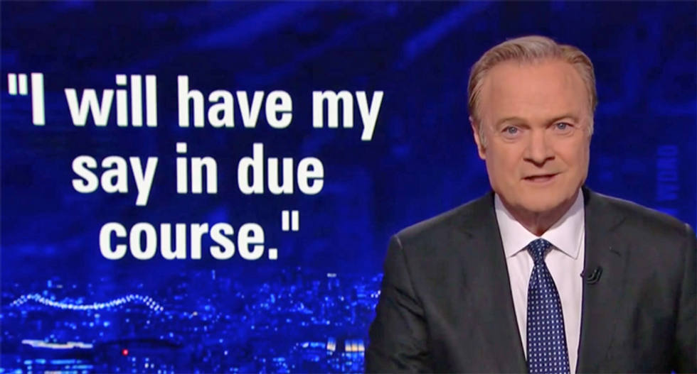 Lawrence O'Donnell breaks down the one document that 'could destroy the Trump re-election campaign'