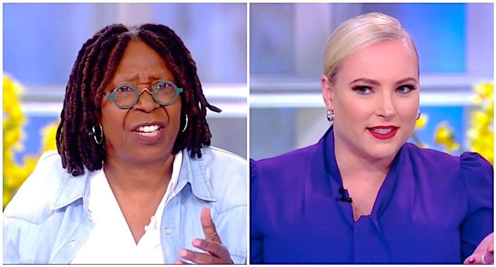 'Google Helsinki': The View flattens Republicans still angry that Dixie Chicks slammed US from overseas