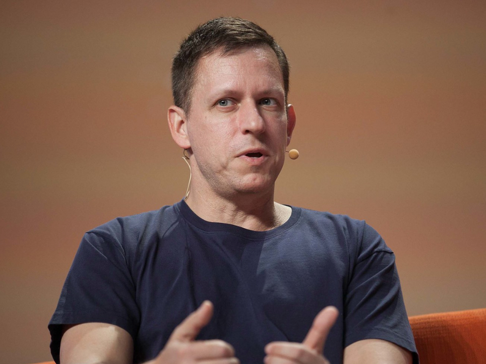 FBI opens investigation into venture capital firm co-founded by Peter Thiel