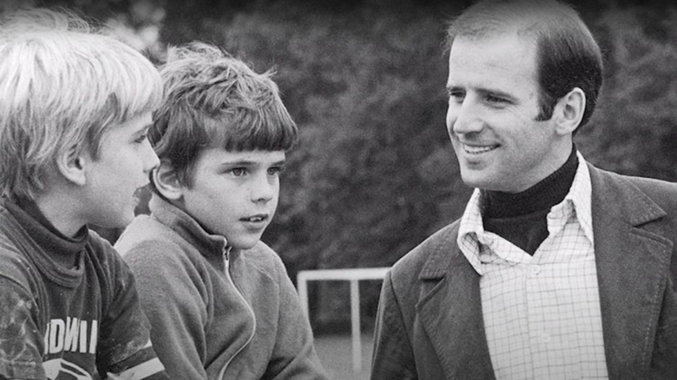 'Joe was there': Lincoln Project ad highlights Biden's history as a loving dad