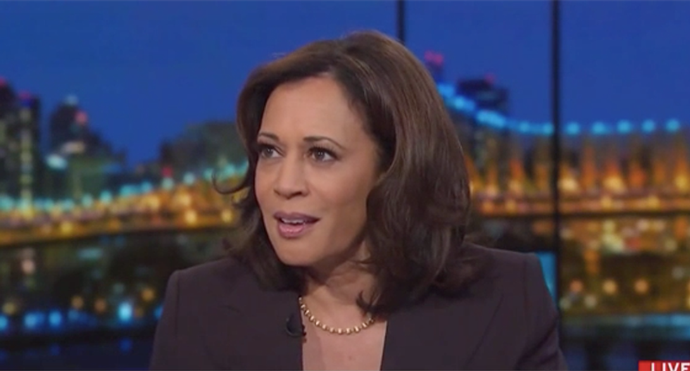 'There's nothing salvageable about it': Kamala Harris rips GOP's policing bill as inadequate