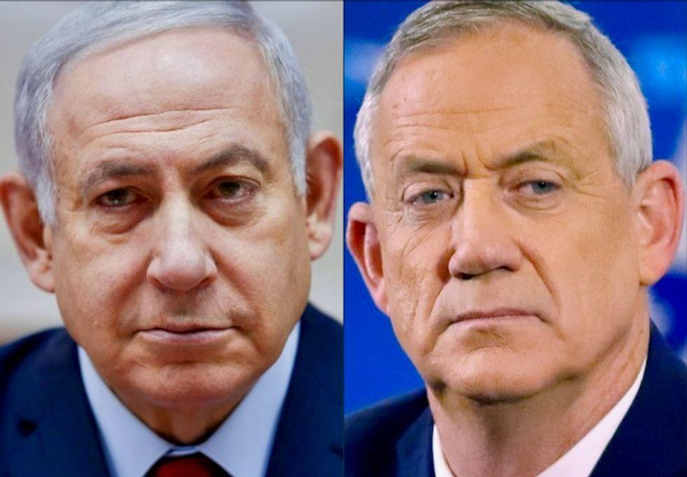Israel's Netanyahu, Gantz miss midnight deadline to form unity govt