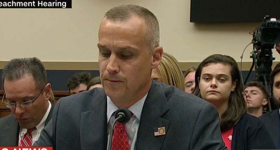 'Anyone who tried to impact outcome of election should spend life in jail': Lewandowski