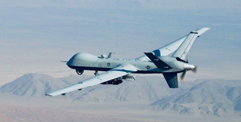 'Total massacre' as US drone strike kills 30 farmers in Afghanistan