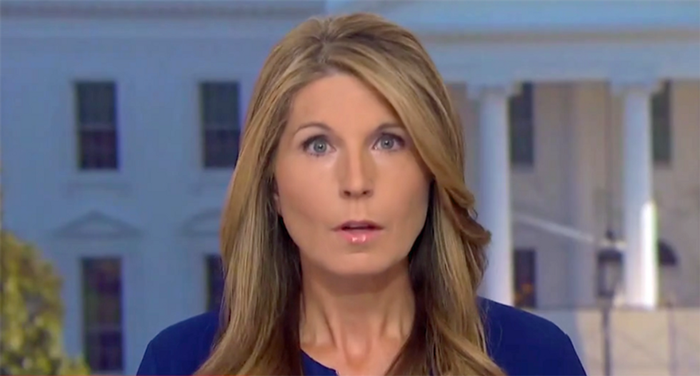Whistleblower pulled fire alarm on Trump from inside a White House on fire: Nicolle Wallace