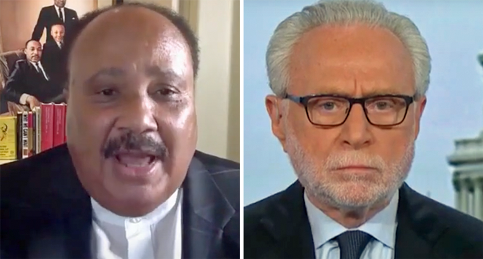 'Beyond unconscionable': Martin Luther King III tears into Bill Barr for comparing COVID lockdowns to slavery