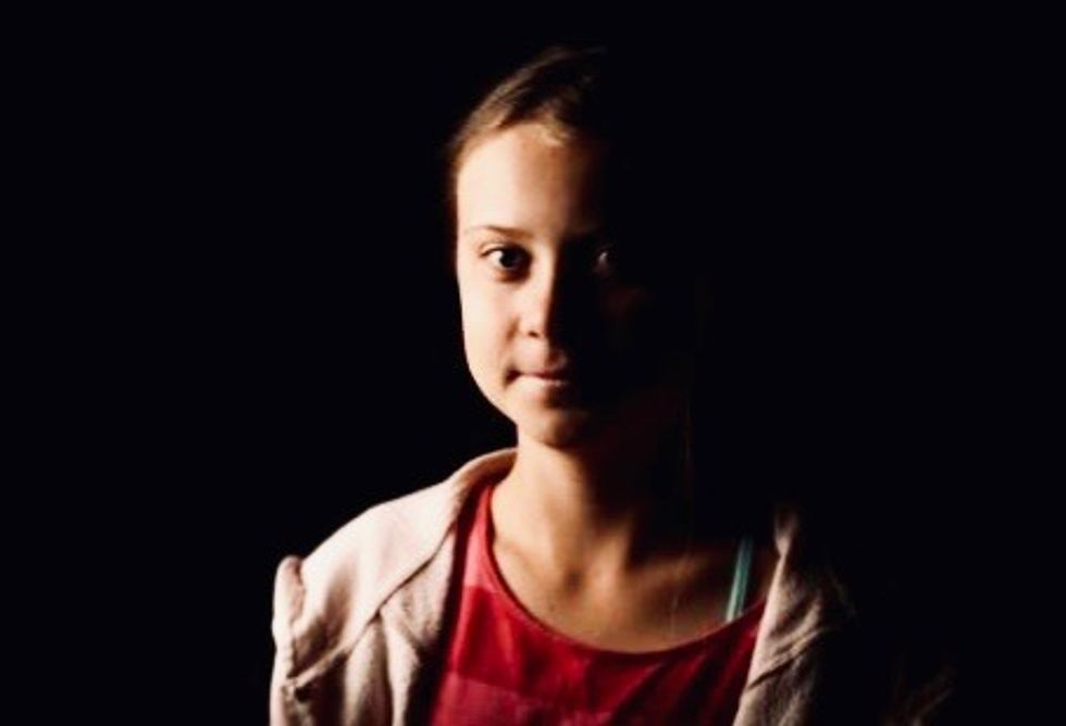 The dangers of depicting Greta Thunberg as a prophet